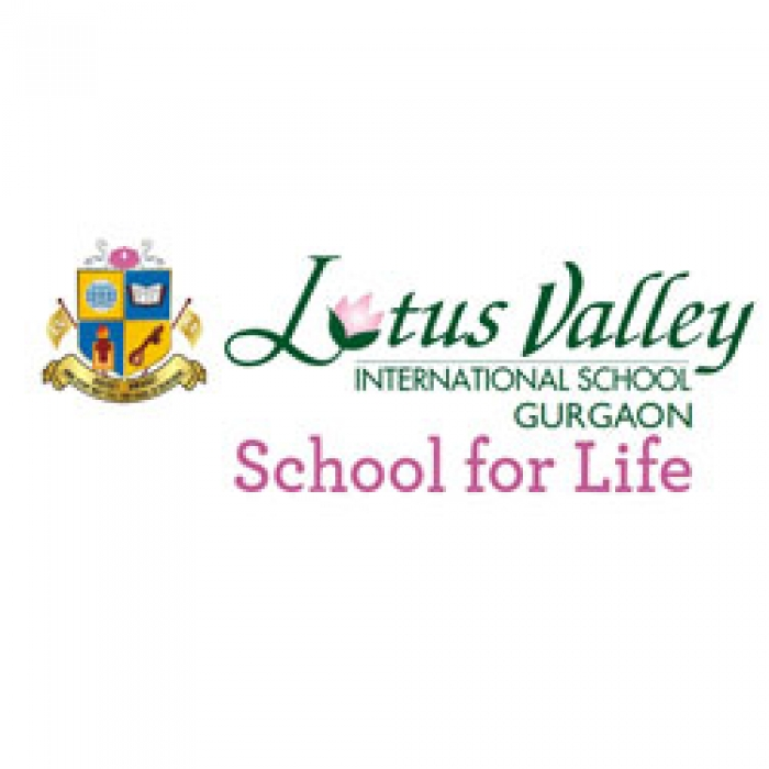 lotus valley int school