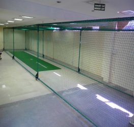 Ae Cricket Net Cage Movable