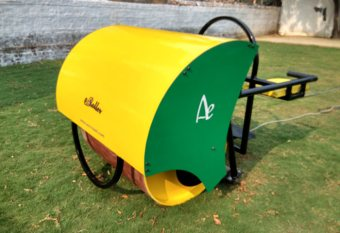 Ae Special Cricket Pitch Electric Roller